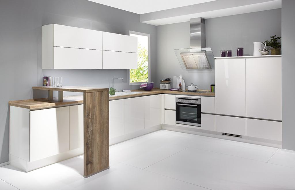 Muebles De Cocina Forma De L Cocinas pequeñas en forma de L ...
