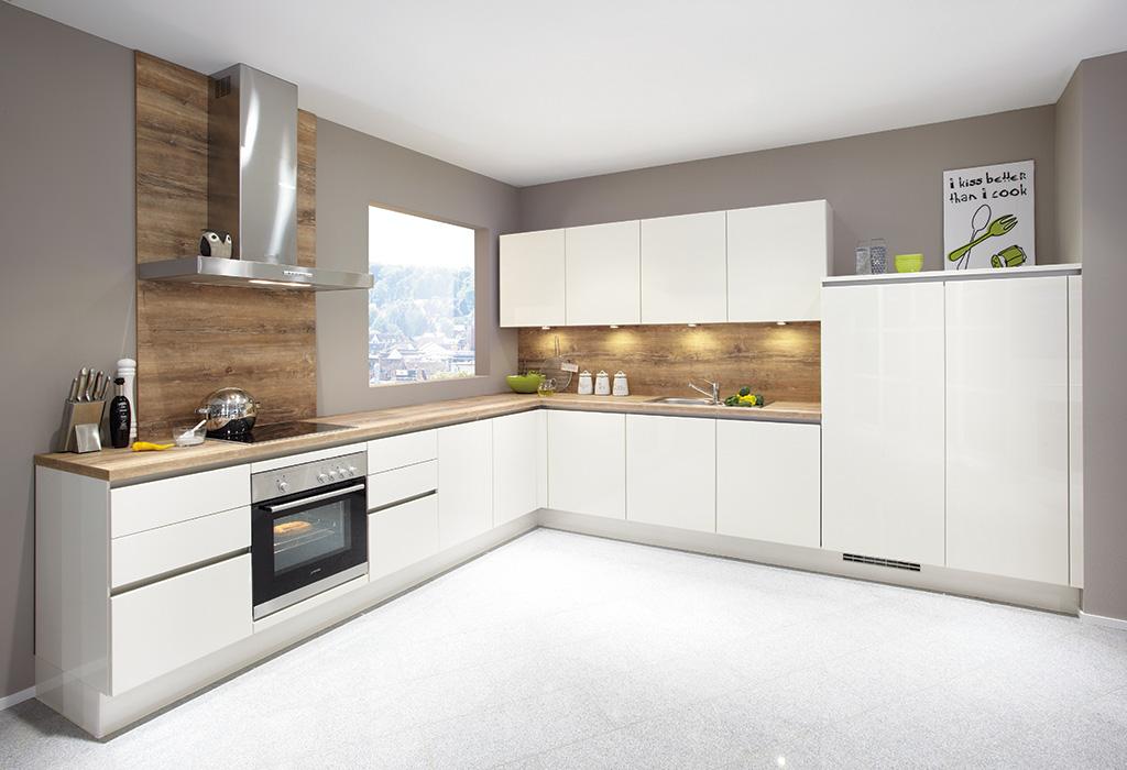 Lujo Cocina Forma L Molde Ideas de Decoracin de Interiores